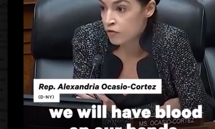 Alexandria Ocasio-Cortez called out the right's hypocrisy when it comes to gov't intervention on climate change