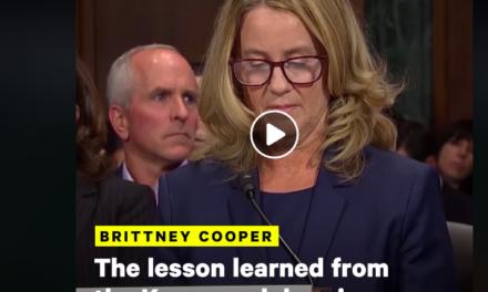 Scholar Brittney Cooper: Kavanaugh Hearings Exposed the Ties Between White Supremacy