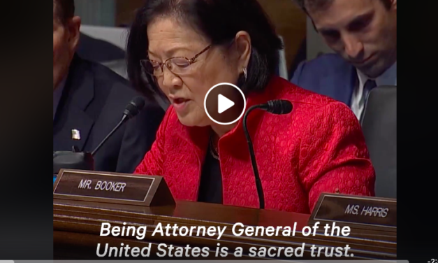 Highlights From Attorney General Barr's May Senate Hearing