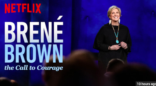 Brene Brown:  Not Everyone Has the Privilege of Vulnerability