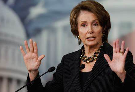 Nancy Pelosi:  What if the greatest democracy in history failed in the dark?