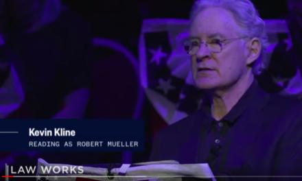 Watch Celebrities Read The Mueller Report   NBC News
