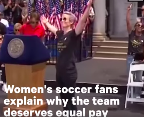 FIFA pays the women's World Cup champions nearly 10x less than it pays the men's