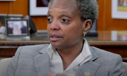 Chicago Mayor Lori Lightfoot wants to reframe violence in the city