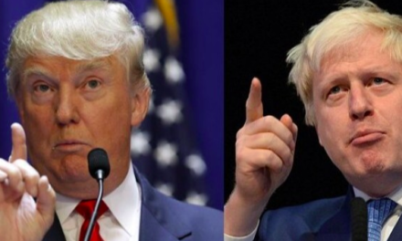 Huffpo: Boris Johnson and Donald Trump Are Peak White Male Privilege
