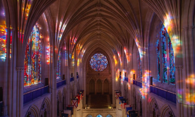The National Cathedral:  Have We No Decency