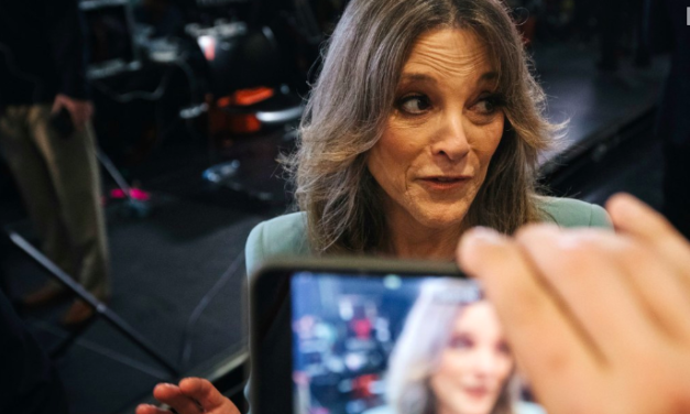 Vanity Fair:  Marianne Williamson Explains her Magical Thinking
