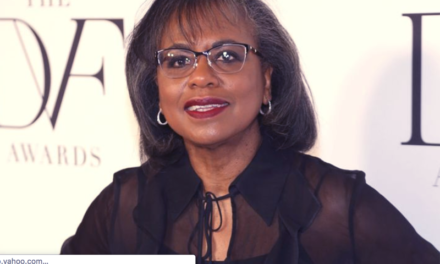HuffPo: Anita Hill At Wellesley: 'Sexual Misconduct Deniers Have Friends In High Places'