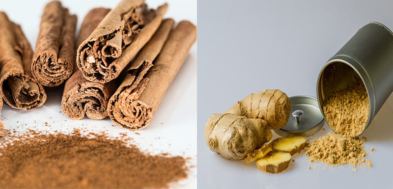 Two Kitchen Spices That Can Balance Your Blood Sugar and Regulate Weight