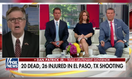 Now This: How Fox News Reacted to the Mass Shootings in El Paso and Dayton