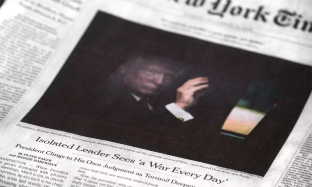 Vox: Trump's baffling, self-defeating attack on the New York Times