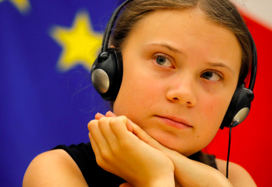 CNN:  Donald Trump's attack on Greta Thunberg is WAY beyond the pale