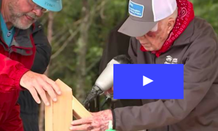 Former President Jimmy Carter Back To Building Homes One Day After Fall | NBC Nightly News