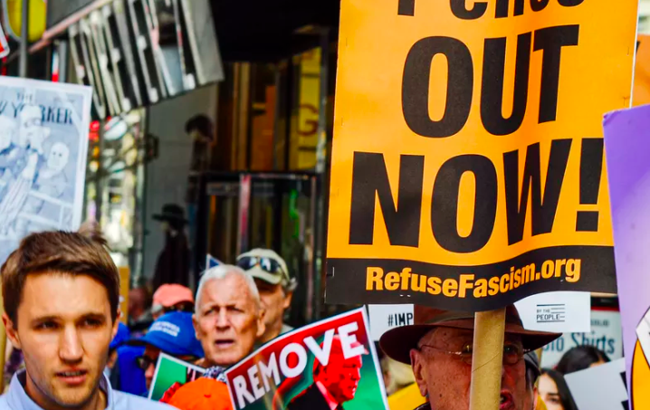 Vox:   Impeachment is too important to leave to Congress — it's going to take mass mobilization