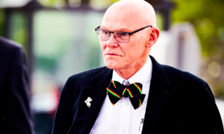"""Vox: """"We're losing our damn minds"""": James Carville unloads on the Democratic Party"""