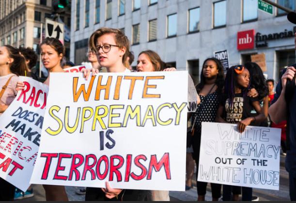 Huffpo:  White Supremacist Propaganda Spreading, ADL Says