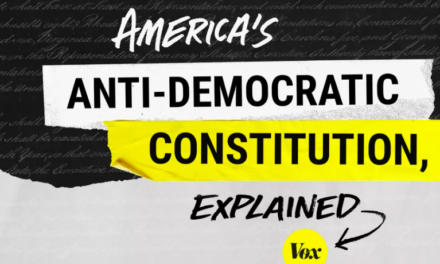 America's democracy is failing. Here's why.