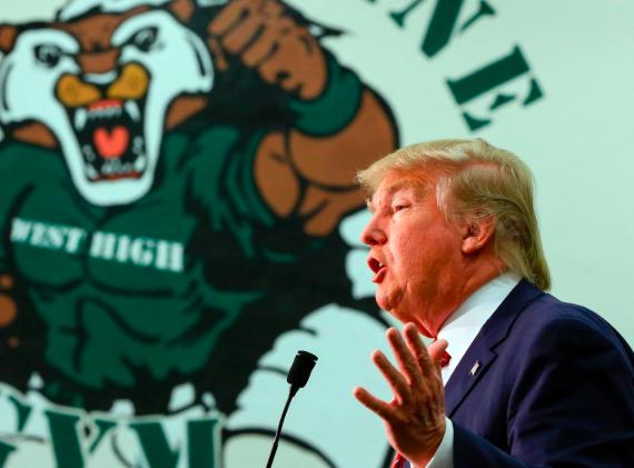 WaPo:  Trump's words, bullied kids, scarred schools