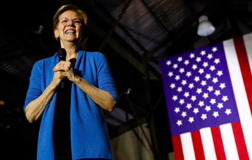 Elizabeth Warren: Herstory