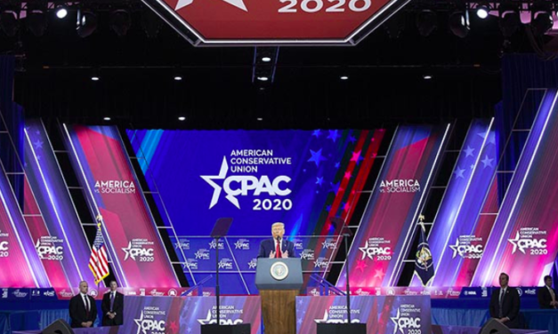 Politico:  'My phone's been blowing up': CPAC attendees rip the group's virus messaging