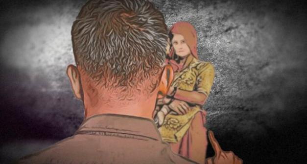 BBC:  Coronavirus: I'm in lockdown with my abuser
