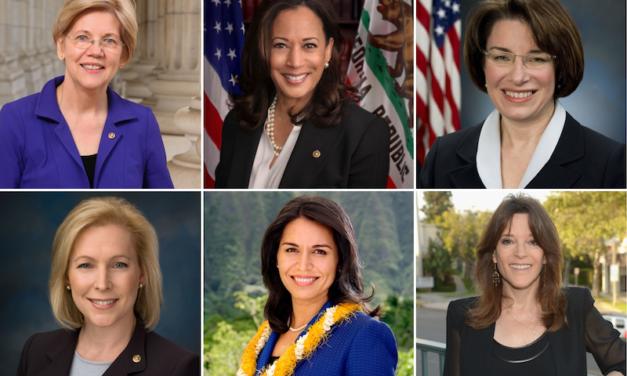"Feminine Leadership, Elizabeth Warren, and ""That's What Girls Do"""